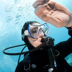 Curso Avançado (Advanced Open Water PADI)