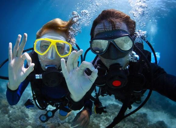 Mergulho de Batismo (Discovery Scuba Diver) 2018