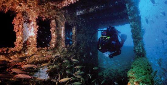 Naufrágio (Wreck)