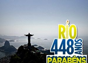 Programa Jornal da Record – Rio 448 anos embaixo d´água com a Mar do Rio